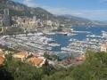 Monaco - vue depuis le rocher